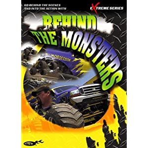 Behind the Monsters (Monster Trucks) movie