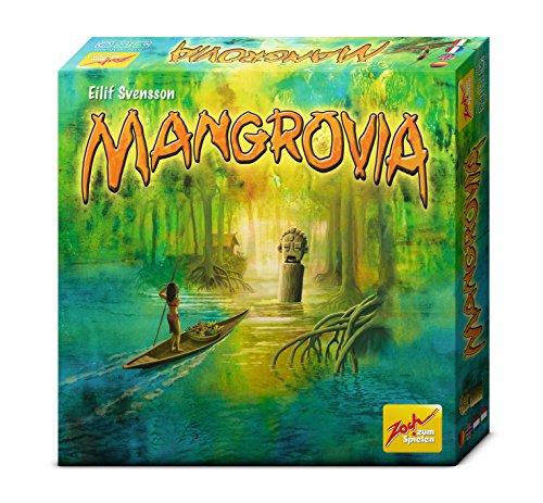 Noris Spiele 601105076 – Mangrovia, Brettspiel