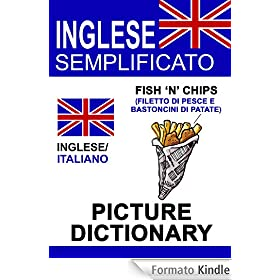 Inglese Semplificato - Picture Dictionary