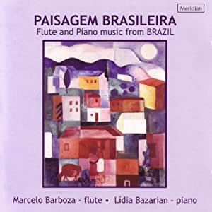 - Paisagem Brasileira: Flute & Piano From Brazil - Amazon.com Music