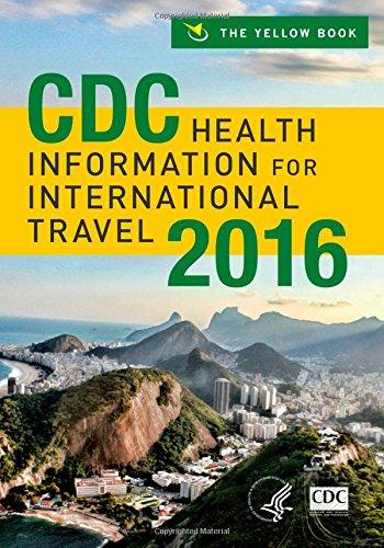 CDC Health Information for International Travel 2016 PDF