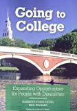 Going To College: Expanding Opportunities For People With Disabilities (v. 1)