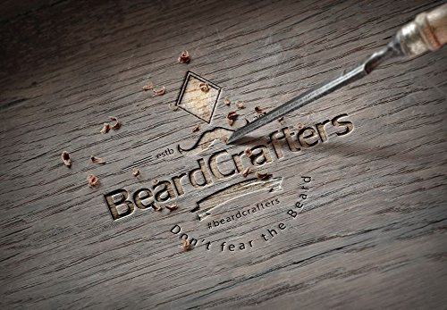 Pack Of 3 BeardCrafters Imperial Elixir Beard Oil 1 oz HandCrafted Natural Pure Beard Oil