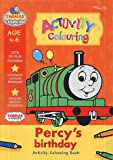 Percy's Birthday: Activity Book (Thomas the Tank Engine Learning Programme)