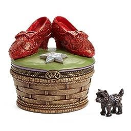 Ruby Slippesr Treasure box