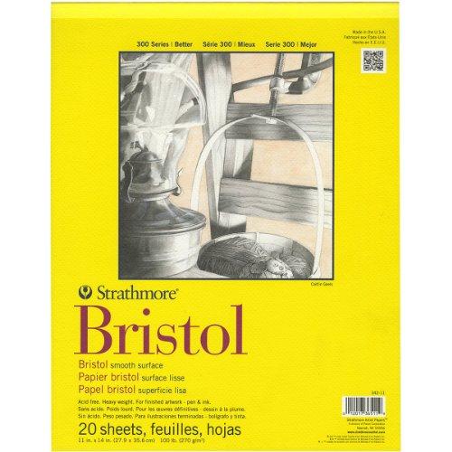 wandbild-papier-strathmore-bristol-glatten-papier-pad-279-cm-x-356-cm-20-blatt