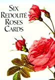 Six Redoute Roses Cards (Small-Format Card Books)
