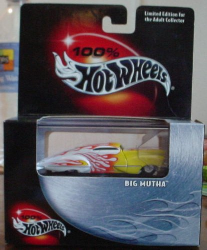 Hot Wheels 100% Big Mutha - 1