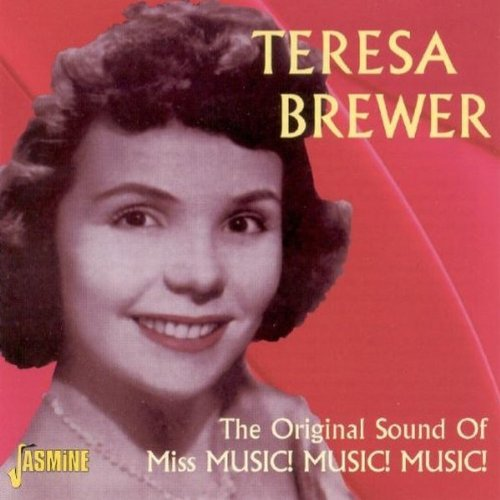 The Original Sound Of Miss Music! Music! Music! [ORIGINAL RECORDINGS REMASTERED]