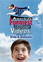 Americas Funniest Home Videos The Best Of Kids Animals from Shout Factory Theatr