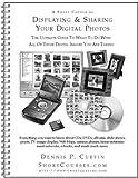 echange, troc Dennis Curtin - Displaying & Sharing Your Digital Photos book/ebook