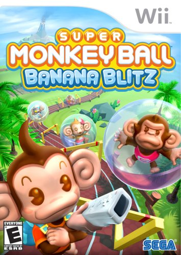 Super Monkey Ball: Banana Blitz - 1