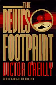 "Cover of ""The Devil's Footprint"""
