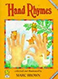 Hand Rhymes (Picture Lions) (0006628001) by Marc Brown