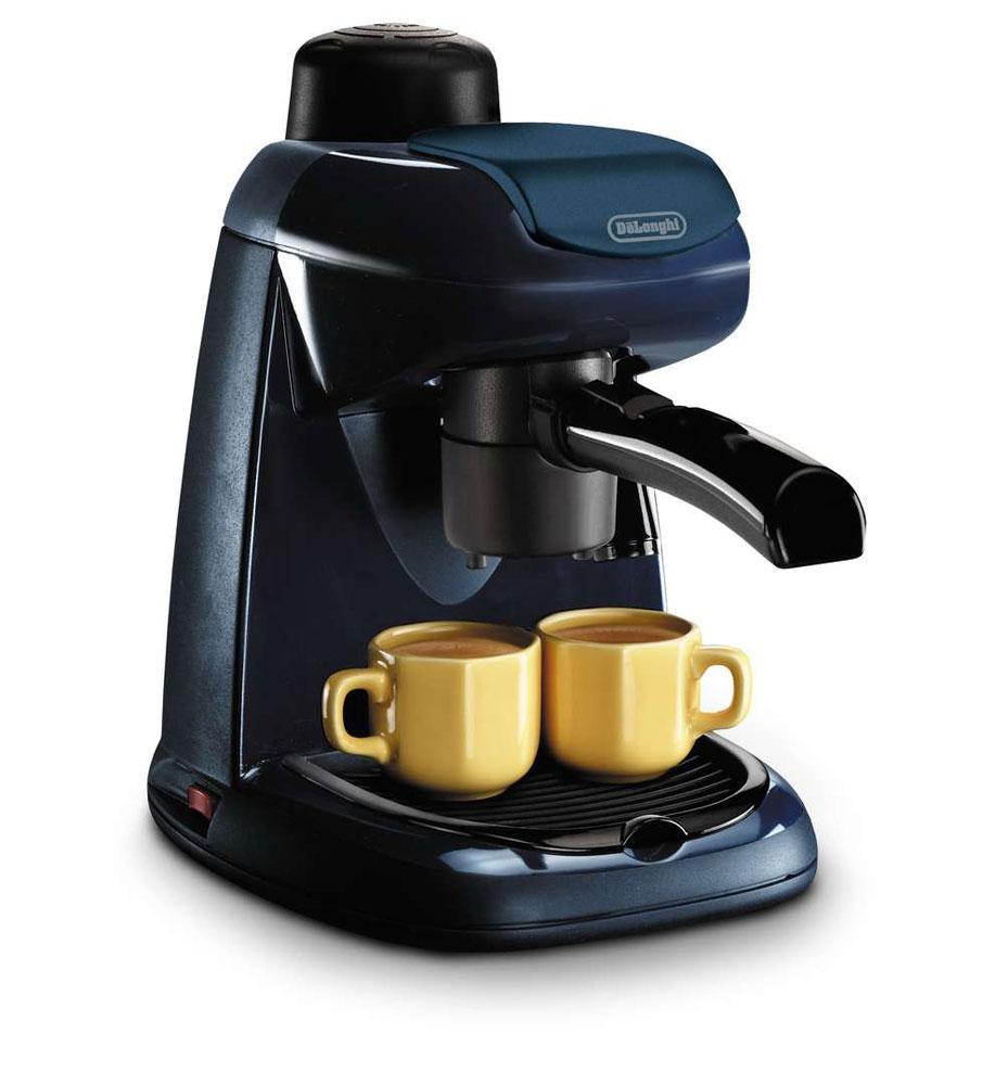 delonghi ec5 steam driven 4 cup espresso and. Black Bedroom Furniture Sets. Home Design Ideas