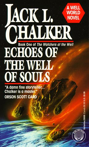 Image for Echoes of the Well of Souls (Watchers at the Well, Book 1)