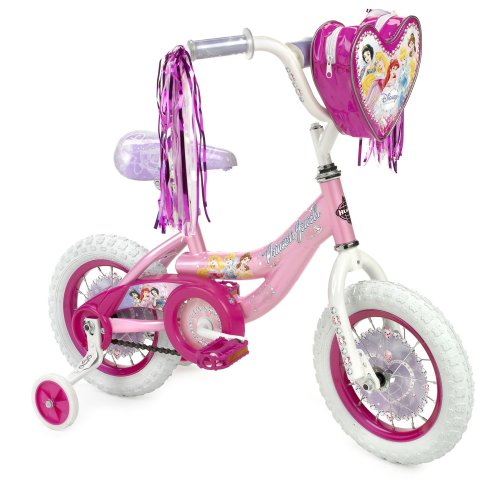 Huffy Girls' Princess 12 - Inch Bike