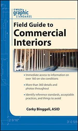 Graphic Standards Field Guide to Commercial Interiors (Corky Devil compare prices)