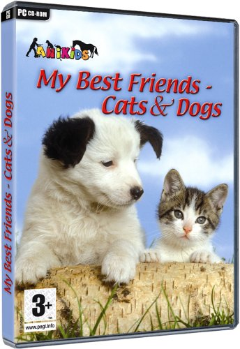 My Best Friends - Cats & Dogs  (PC)