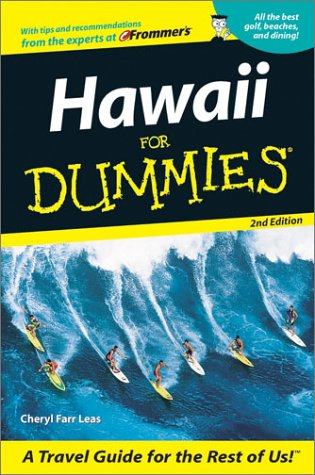 Hawaii for Dummies, LEAS, CHERYL