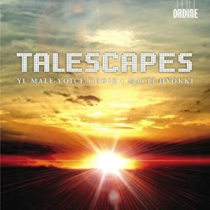 Talescapes Including Works By Haapanen Tuomela Oregan Bergman from ONDINE