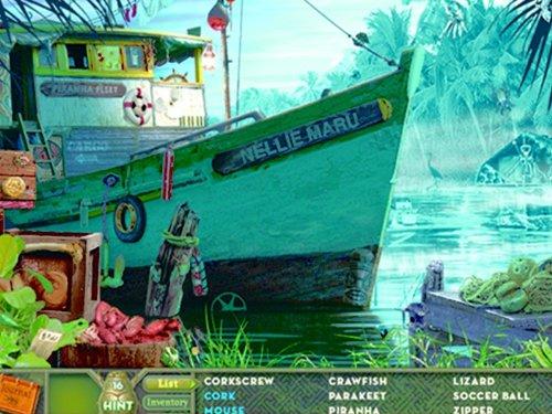 Hidden Expedition: Amazon screenshot
