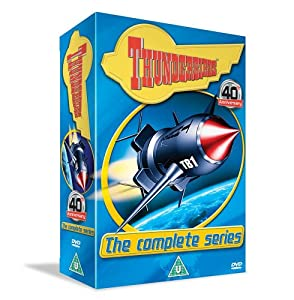 Thunderbirds (The Complete Series) [DVD]