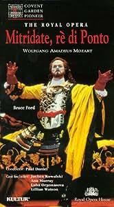Amazon.com: Mozart - Mitridate, re di Ponto / Daniels
