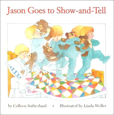 Jason Goes to Show-And-Tell
