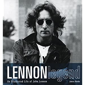 The Beatles Polska: Nowa książka - Lennon Legend: An Illustrated Life of John Lennon By James Henke