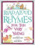 img - for [(Read-Aloud Rhymes for the Very Young )] [Author: Jack Prelutsky] [Mar-2003] book / textbook / text book