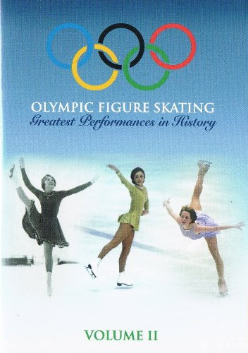 Olympic Figure Skating - Greatest Performances in History vol.2 [DVD]