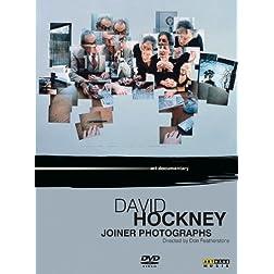 Joiner Photographs: David Hockney
