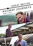 Great British Railway Journeys Series 1 - 3 [DVD]