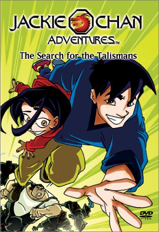 Jackie Chan Adventures - The Search For The Talisman (Jackie Chan Adventures Season 1 compare prices)
