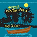 Murder at Cape Three Points: The Inspector Darko Dawson, Book 3 (       UNABRIDGED) by Kwei Quartey Narrated by Dominic Hoffman