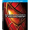 Spider-Man Trilogy [Blu-ray]