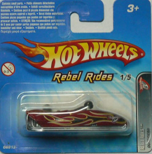 Hot Wheels Rebel Rides 1/5 Outsider on Short Card - 1
