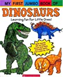 img - for My First Jumbo Book Of Dinosaurs book / textbook / text book