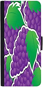 Snoogg Purple Grape Sticker Background Card In Vector Format Graphic Snap On ...