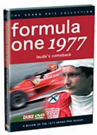 Formula 1 Review 1977 [DVD]