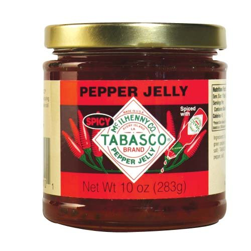 Tabasco Pepper Jelly, Spicy, 10 Ounce (Sweet And Spicy Tabasco Sauce compare prices)
