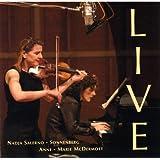 Live — Nadja Salerno-Sonnenberg & Anne-Marie McDermott