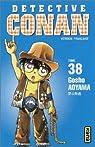 Détective Conan, tome 38