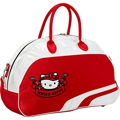 "Hello Kitty Golf Hello Kitty Golf ""Mix & Match"" Boston Bag"