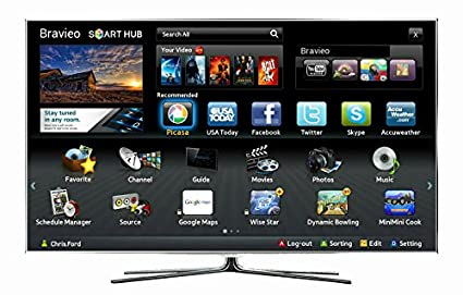 Bravieo KLV-50J5500B 49 Inch Smart Full HD LED TV Image
