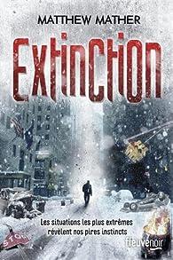Extinction Couverture du livre