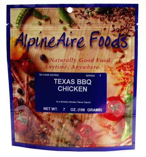 Alpineaire Foods Texas Style BBQ Chicken With Beans