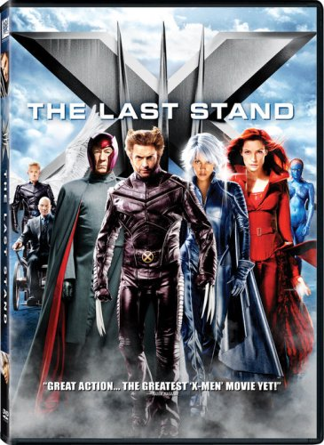 517YY5E3G8L X Men: The Last Stand (2006)   Retrospective Sci Fi Film Review