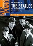 Pop Classics For Piano: The Very Best Of The Beatles 1. Easy Arrangements For Piano